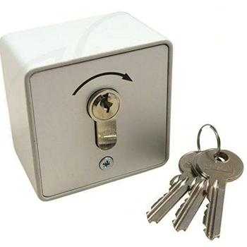 automatisatie-sleutelcontact